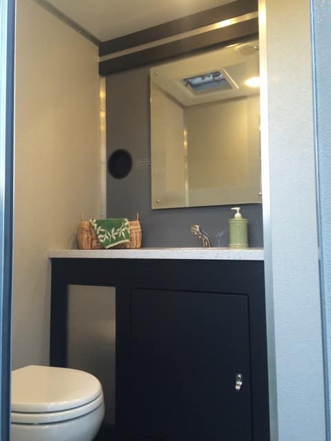 Mid florida portable toilet servicesare you ready to potty blog restroom trailer 4 station aloadofball Gallery